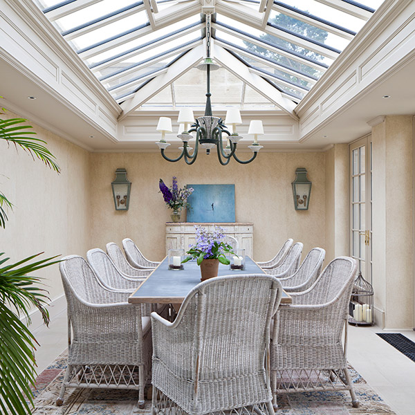 Conservatories & Garden Rooms